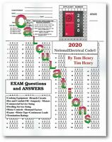 2020 Calculations for the Electrical Exam based on NEC Code 2020 by Tom Henry