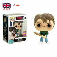 FUNKO POP Stranger Things Figure New #475 Steve Action Model Doll Toy Gift