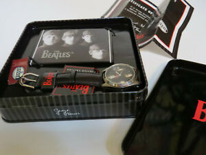 Beatles Fossil Watch Limited Edition1996 Never Worn #5649/10,000 - 5 pcs