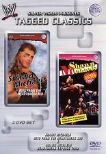 WWE SHAWN MICHAELS Hits From The Heartbreak Kid Heartbreak Express Tour 2x DVD