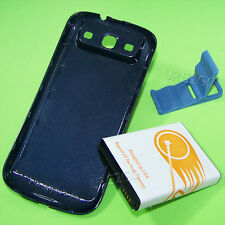 7500mAh Extended Battery Back Cover Bracket For Samsung Galaxy S3 SCH-R530 Phone