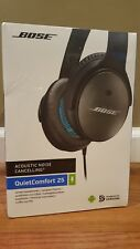 NEW! Bose QuietComfort 25 QC25 Acoustic Noise Cancelling Headphones for Android