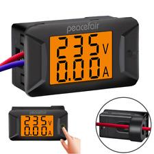 Ac 40 400v 100a Digital Voltage Ampere Panel Meter 110v 220v Ammeter Voltmeter