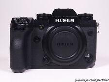 Fujifilm X-H1 Digitalkamera X H1 Fuji Schwarz Gehäuse XH1 Kamera - Neuwertig