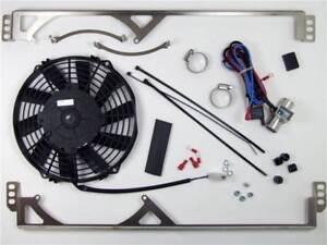 Revotec Electronic Cooling Fan Conversion Kit Triumph Herald Negative Earth