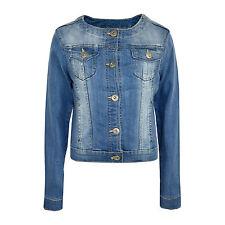 Abrigos y chaquetas de niña de 2 a 16 años azul