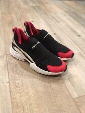 Vintage 1990s Ralph Lauren Polo Sport Mens Red Sneakers Shoes Sz 7