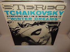 TCHAIKOVSKY Sym 1 WINTER DREAMS Vaclav Smetacek Prague Symphony Parliament LP NM