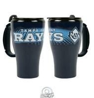 MLB Baseball Tampa Bay Devil Rays 16 Oz Roadster Plastic Tumbler Coffee Mug Cup