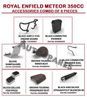 ROYAL ENFIELD METEOR 350CC ACCESSORIES COMBO OF 8 PIECES