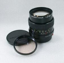 Carl Zeiss Jena MC 80 MM F1.8 Manual Focus Lens Praktica PB fit, No. 1146