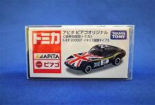 New ! TOMICA TOYOTA  2000GT APITA Union Jack FLAG Type Ⅱ PIAGO Original Japan !