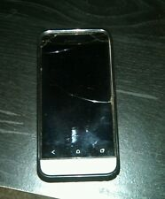 Cricket htc one *cracks in screen*