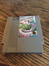Millipede Original Nintendo NES Game Cart PC5
