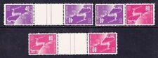 Briefmarken aus Israel als Satz