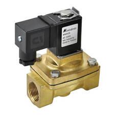 MINDMAN MWK 2/2 SOLENOID DIAPHRAGM VALVE FOR OIL AIR WATER VACUUM