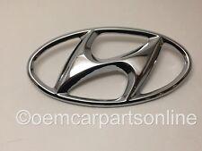 Genuina NUEVA Insignia frente emblema H Hyundai rejilla para i30 2012-2014 GDI CRDi T-GDI