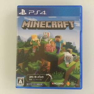 PS4 Minecraft Starter Collection 4948872311670 Japanese ver from Japan