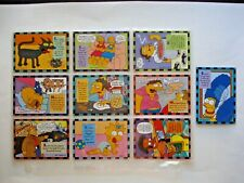 1994 SKYBOX THE SIMPSONS SERIES 2 *SMELL-O-RAMA* COMPLETE 10 CARD CHASE SET
