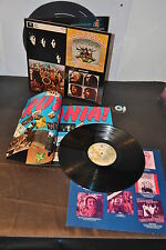 LP 33  RUTLES MEET THE RUTLES HS 3151 ITALY WARNER  1978 BOOK APRIBILE