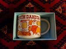 Starbucks Been There Series North Dakota Across The Globe Collection Coffee Mug