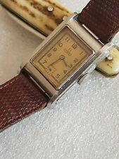 Vintage Omega Marine Standard. Late 30s Art Déco Waterproof Diving Watch /CK3635