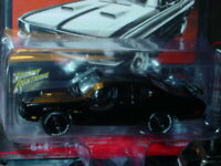 Johnny Lightning 1971 71 DODGE DEMON COLLECTIBLE MUSCLE CAR -Black/Black, MIP