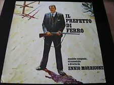 ENNIO MORRICONE...IL PREFETTO DI FERRO...ITALIAN SOUNDTRACK LP...BEAT RECORDS