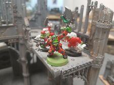 OOP Metal Ork Kommandos