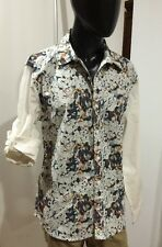 Long Sleeves Men's Shirt By Rolling Paper Co New Size Large#100