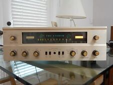 FISHER 500-C FULLY RESTORED FM STEREO RECEIVER AND STEREO AMPLIFIER  EXCELLENT