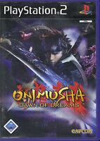 Onimusha - Dawn of Dreams (PlayStation2)