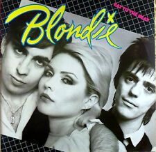 BLONDIE - Eat to the Beat - LP - washed - cleaned - L3071