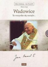 Jan Pawel II - Wadowice  (DVD) POLISH POLSKI