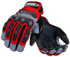Ansell Heavy Duty Impact Work Glove Wear-resistant Palm Reflective Knuckle NEW