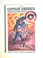 CAPTAIN AMERICA Marvel Knights DELUXE Vol 1 Graphic Novel TPB NEW