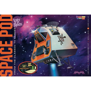 MOEBIUS 1/24 Lost in Space The Space Pod Kit