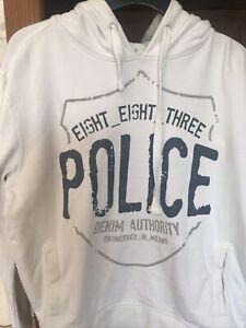 883 police hoodie
