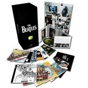 The Beatles Stereo Box Set Mini LP Replicas Made in Japan