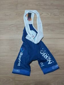 MARCELLO BERGAMO BIB MEN'S CYCLING SHORTS SIZE L NEW WITH TAGS