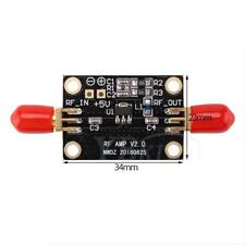 Ultra-Low Noise Lna 0.05-4G Nf=0.6dB Rf amplifier Fm Hf Vhf / Uhf Ham Radio coi