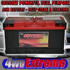ODYSSEY BATTERY PC1350 DRY FIT AGM BATTERY BMW M3 M6 X5 X6 530 740 MERCEDES