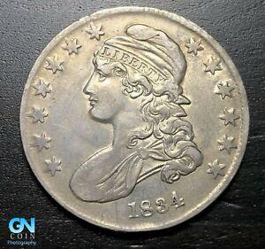 1834 Capped Bust Half Dollar  --  MAKE US AN OFFER!  #B6045