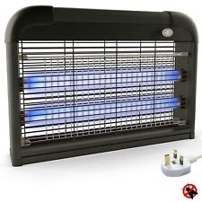 20W Indoor Electric Insect Killer Fly Mosquito Bug Zapper Kill Flies UV Light