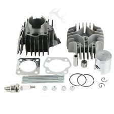 New Cylinder Head Piston Gasket Top End Kit For Suzuki JR50 1978-2006