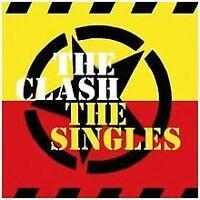 The Singles de Clash,the | CD | état bon