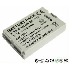 Li-ion batería para Canon Bp-110 Vixia Hf les haya asignado R21 Legria Hf R206 Legria Hf R28 Nuevas