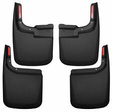 Fits 11-16 Ford F350 F450 Dually Husky Liners Rear Molded Mud Guard Flaps 57641