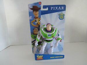 Disney Pixar Toy Story 4 Buzz Lightyear Action Figure Posable Mattel New