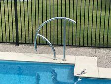 Swimming Pool Hand Rail Step Grab Rail HRA07C  316 Stainless Steel Delux